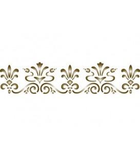 Plantilles - Stencils 60x7 Renaissance border KSE54