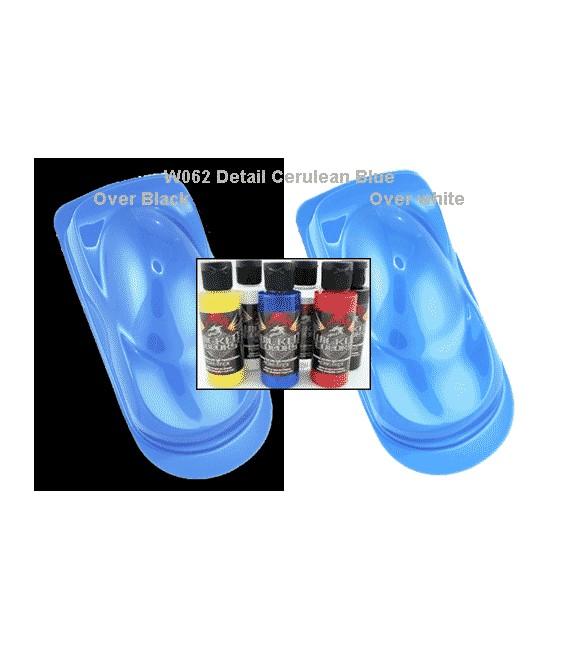 COULEUR WICKED W062 BLUE AZURÉ DETAIL (60 ml.)