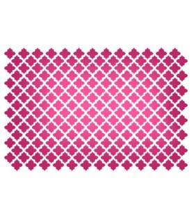 Plantillas - Stencils 21x29,7 Texture rhombus KSG295
