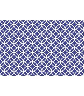 Plantillas - Stencils 21x29,7 Circles and rhombus KSG307