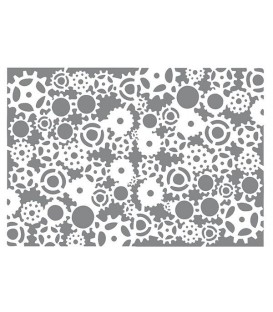 Plantillas - Stencils 21x29,7 Mechanism KSG316