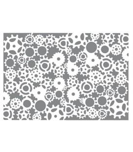 Stencils 21x29,7 Mechanism KSG316