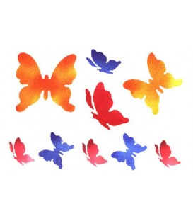 Plantilles - Stencils 15x20 Butterflies KSD15