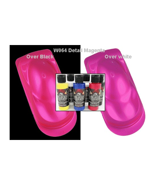 COLORE WICKED W064 MAGENTA DETAIL (60 ml.)