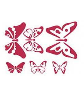 Plantilles - Stencils 15x20 Butterfly KSD164