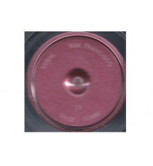 653 Red Russet Jacquard Pearl Ex Powdered Pigments 3 g.