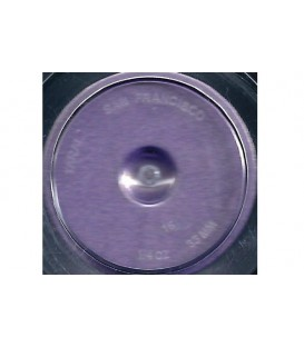 693 Duo Violet-Brass Jacquard Pearl Ex Powdered Pigments 3 g.