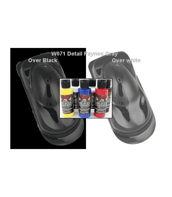 COLORE WICKED W071 GRIGIO DE PAYNE DETAIL (60 ml.)