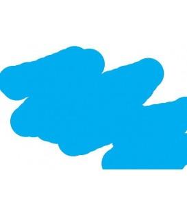 578 Sky Blue (Cyan) Ecoline Brush Pen Marker Pens