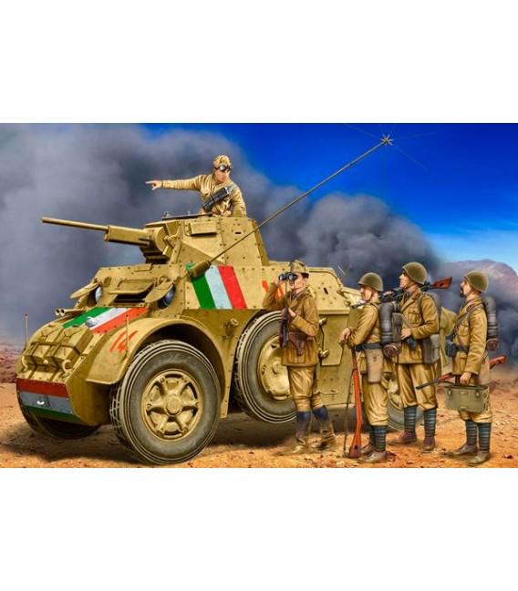 Italian Military Men - 35144