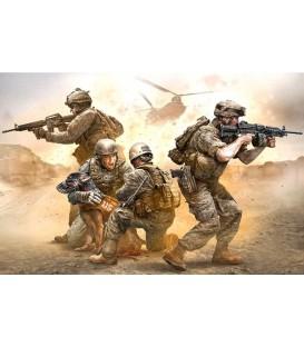 Nenhum soldado deixado atras - MWD Down - 35181