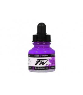 437 Purple Lake FW Artists Acrylic Ink Daler Rowney 29.5 ml.