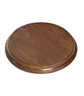 ø 21 cm. Round Wood Bases