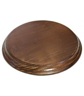 ø 25 cm. Round Wood Bases