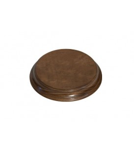 ø 12 cm. Round Wood Bases