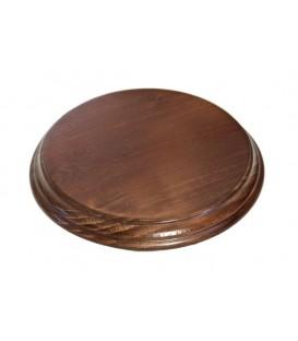 ø 18 cm. Round Wood Bases
