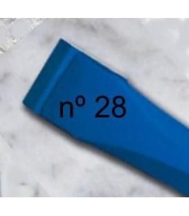 Cincel grueso para escultura de 20 mm
