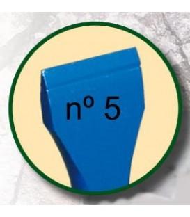 e) Cisell per a escultura de 12 mm