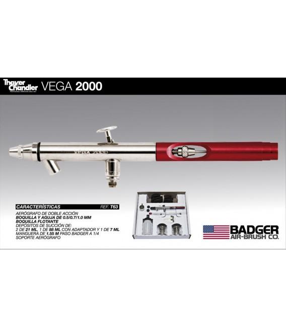 Kit aerografo Thayer & Chandler VEGA 2000 (0.5-0.7-1.0)