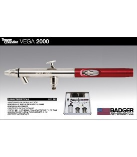 Kit aerograf Thayer & Chandler VEGA 2000 (0.5-0.7-1.0)