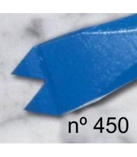 a) Gradina gruesa diente americano para escultura de 20 mm. 2 d.