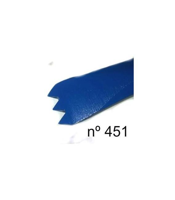 b) Gradine dent americain renforce pour sculpture de 20 mm. 3 d.