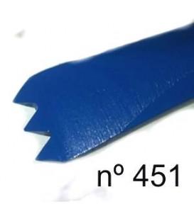 b) Gradina gruesa diente americano para escultura de 20 mm. 3 d.