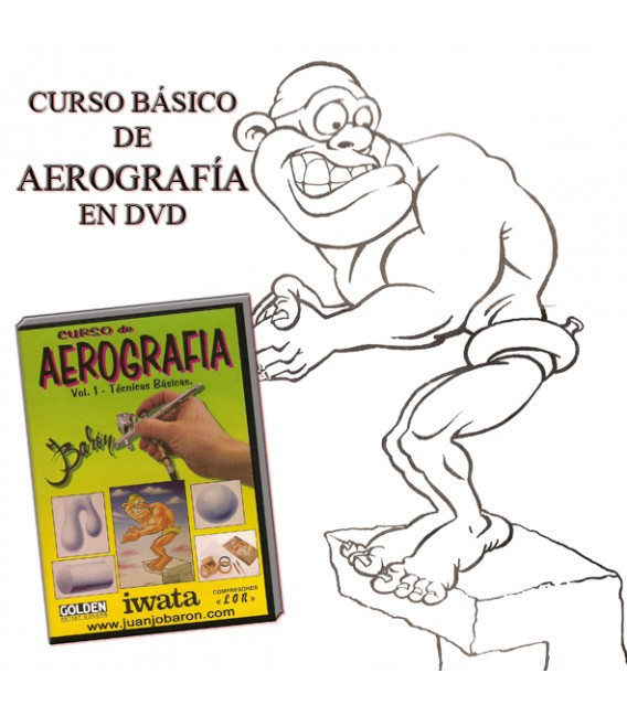 CURSO BÁSICO DE AEROGRAFÍA