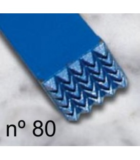 a) Carbide bush chisel 15x15 mm. 5x5 t.