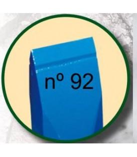 c) Carbide hand chisel 15 mm.