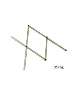 Pantografo de madera 35 cm.
