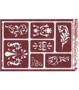 301001 Flex Stencils 15 x 21