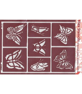 474027 Flex Stencils 15 x 21