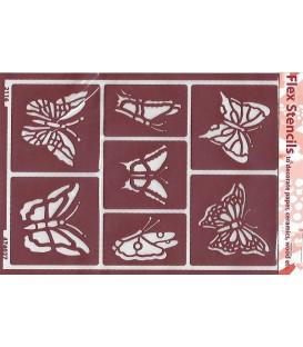 474027 Plantilles flexibles - Flex Stencils 15 x 21