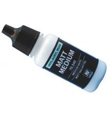 Medium acrilic mat Vallejo 17 ml.