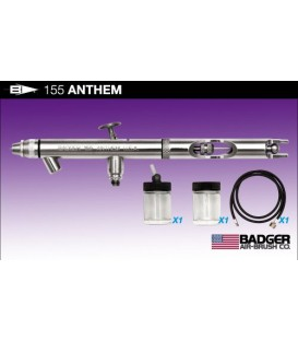 b) Aerographe Badger ANTHEM 155 0.55