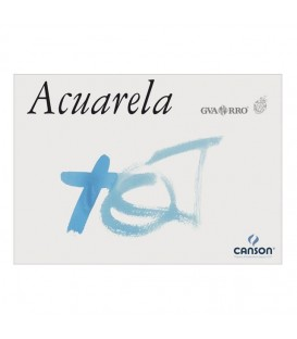 01) Album Papel GVARRO Acuarela 20 h 240gr Grano Grueso 24x32cm