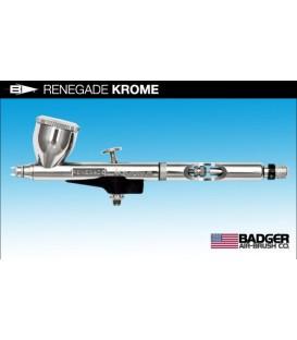 i) Aerografo Badger RENEGADE KROME 2 en 1 (0.21/0.33)