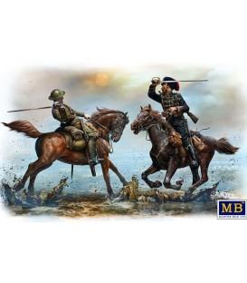 Cavalleria britanica i alemanya - 35184