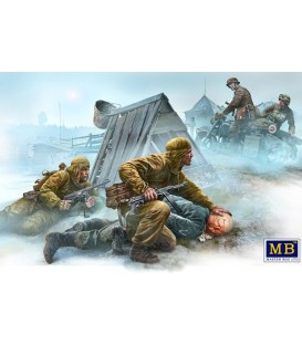 Crossroad Eastern Front WWII - 35190