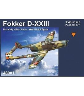 Fokker D-XXIII 1:48 48001