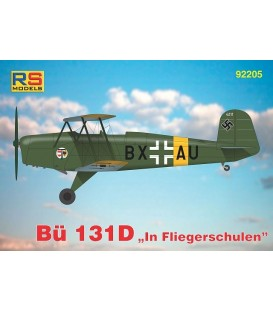 Bucker BU 131D In Fliegerschulen 92205