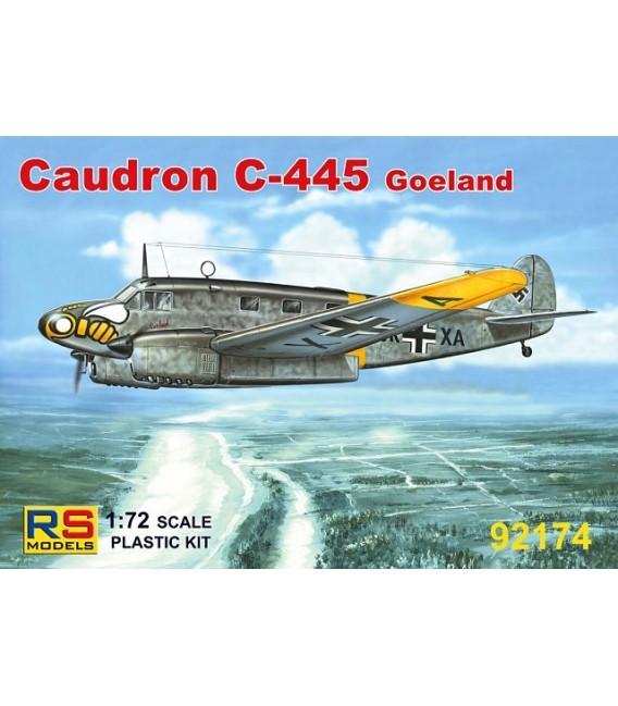 Caudron C-445 Goeland Luftwaffe 92174