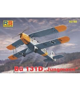 Bucker 131 D Jungmann 92193