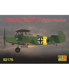Arado 66 C Night Attacker 92176
