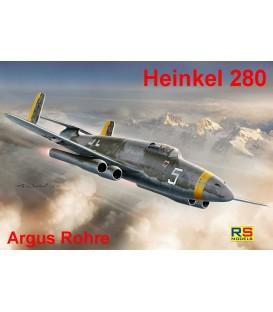 Heinkel He 280 with Argus 92177