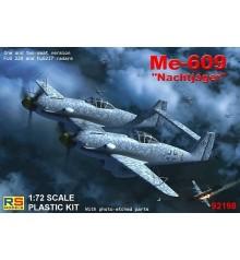 Messerschmitt Me-609 Nightfighter - Heavy fighter-bomber 92198