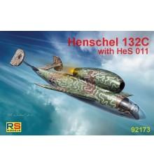 Henschel Hs 132 C 92173
