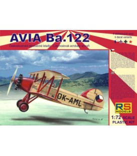 Avia Ba.122 Castor II and Pollux engine 92054