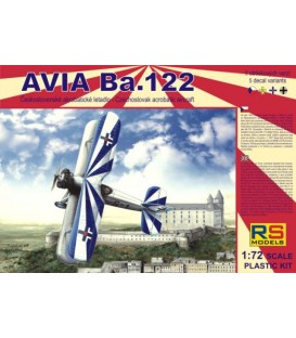 Avia Ba.122 Rk.17 engine 92056